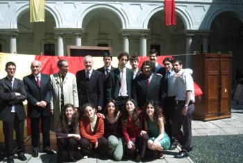 Foto matematici S. Pio 2004 - small