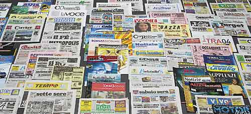 Tanti giornali