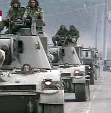Guerra in Ossezia